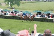 Charlotte's Queens Cup Steeplechase event is always held on the last Saturday in April.