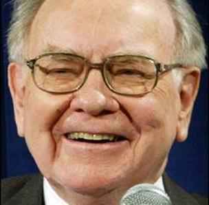 Warren Buffett, Chairman CEO Berkshire Hathaway