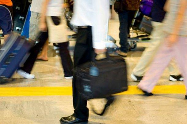 The major U.S. airlines took in about $3.5 billion in baggage fees for 2012.