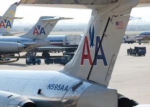 US Airways wants to merge with American Airlines.