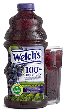 Welch's has tapped hired Ketchum to spread the word about Concord grapes and its products.