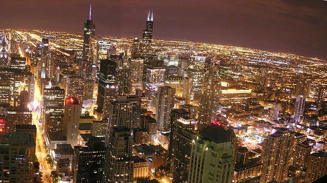 Chicago has picked Integrys to supply the city with electricity through May 2015.