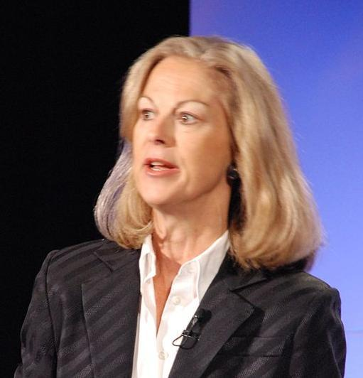 Christie Hefner, former CEO of Playboy, found out her husband owned Playboy stock when he informed her he was being investigated by the SEC.