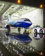 Boeing Capital to no longer report separately to SEC