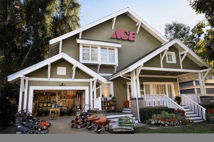 In a new Ace Hardware TV spot, a neighborhood home is transformed into an Ace Hardware store where the neighbors can drop in for their hardware needs and some neighborly advice.