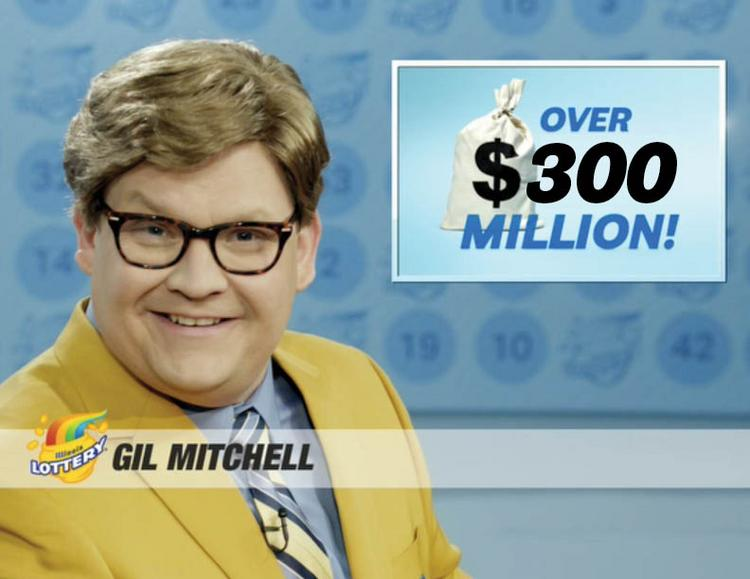 New Illinois Lottery TV spots with Andy Richter are expected to break soon.