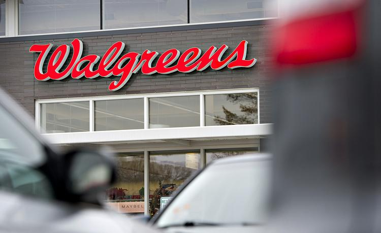 Walgreens opened 11 stores during February and closed one.