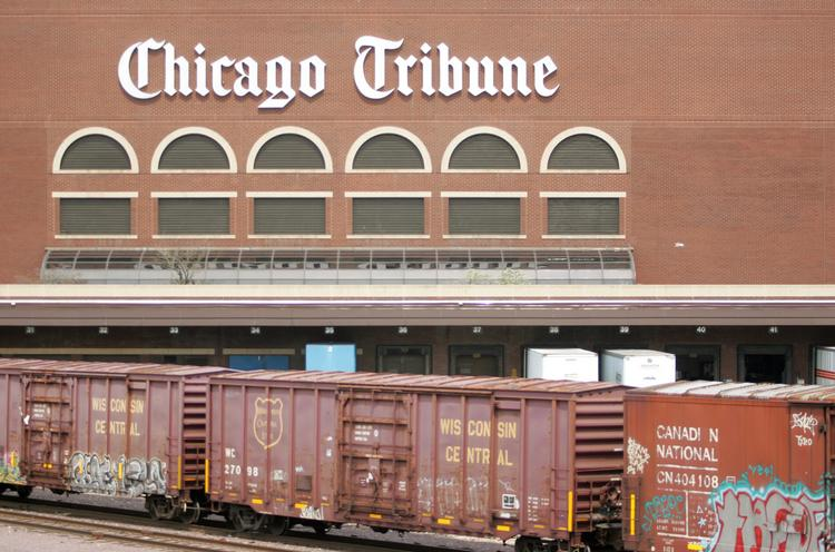 The Chicago Tribune is one of the iconic newspaper titles Tribune Co. said it will spin off to create a new Tribune Publishing Co.