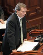 State Senate defeats pension reform plan; another plan still pending