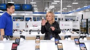 Kellogg School of Management's Super Bowl ad review panel liked Best Buy's commercial starring Amy Poehler.