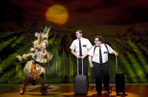 """The Book of Mormon,"" a hit on Broadway, is hoping for a long run in Chicago."