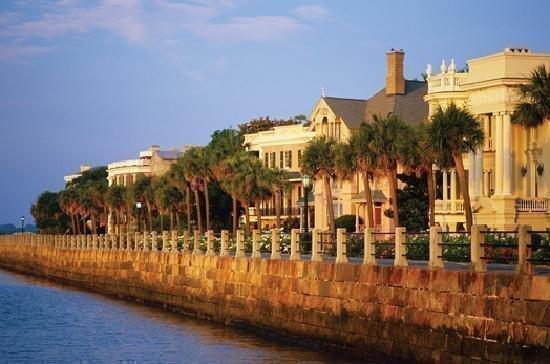 Moving in | No. 5: South Carolina (Shown: Charleston, S.C.)