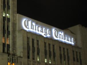 The Chicago-based Tribune Co. emerged from bankruptcy on Dec. 31.