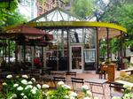 Argo Tea opens greenhouse cafe in Connors Park