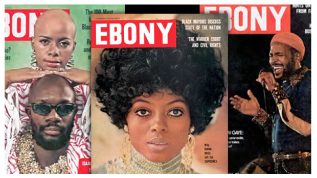 Ebony magazine covers and photographs can now be purchased by the public