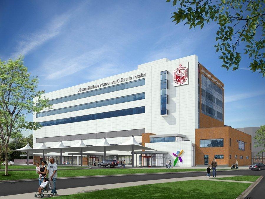 Alexian Brothers Women & Children's Hospital set to open