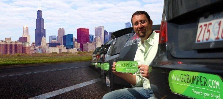 Gobumper.com co-founder Adam Fridman hopes he's got a hit with his new company.