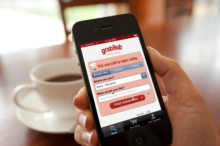 A GrubHub analysis of tips data has revealed many of the worst tippers for food orders are on the East Coast.