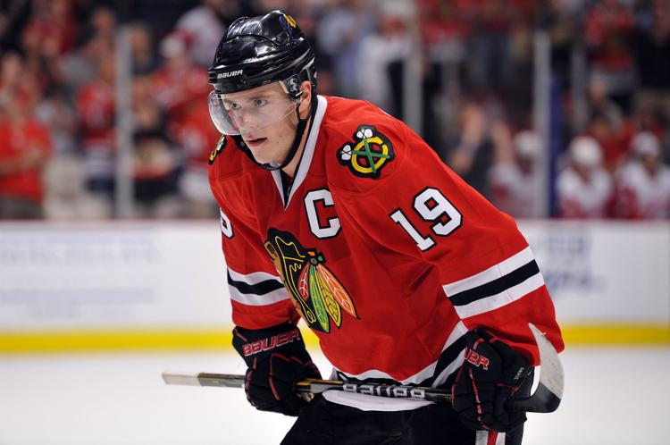 Team captain Jonathan Toews and the rest of the Chicago Blackhawks get back on the ice Saturday.  Comcast SportsNet Chicago will carry the vast majority of game telecasts during this abbreviated season.
