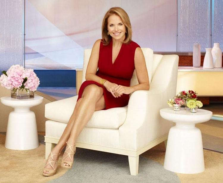 Katie Couric is getting stiff competition from Ellen DeGeneres in the Chicago market ratings.