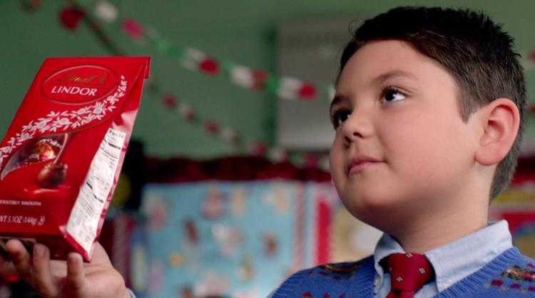 """Little Smoothie,"" a new holiday TV spot from Walgreens, features a gift-giving casanova."