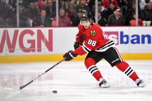 Patrick Kane is one of the Chicago Blackhawks hotshots that have helped boost TV ratings  and propel the team to the brink of making history.