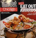 Time Out Chicago publishes its last print edition