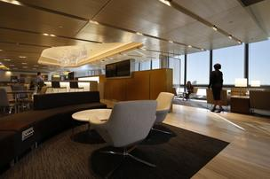 A newly-remodeled United Club is set to open in O'Hare Airport's Terminal 2 next week. It is the template for a revamp of all United Clubs over the next several years.