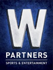 The logo for the new W Partners was designed by Schafer Condon Carter/Chicago, the ad agency of record for the Chicago Cubs.