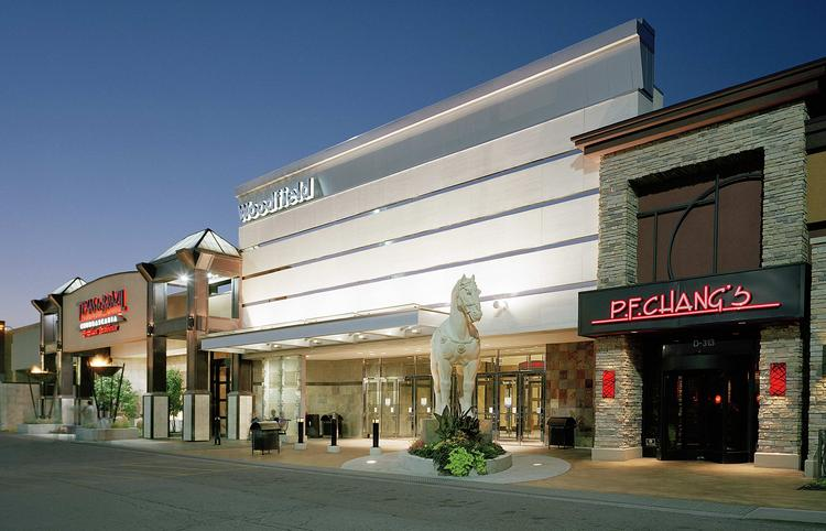 Woodfield Mall has a $425 million mortgage loan at 4.5 percent interest.