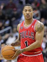 For Derrick Rose money (lots of it!) may not be everything