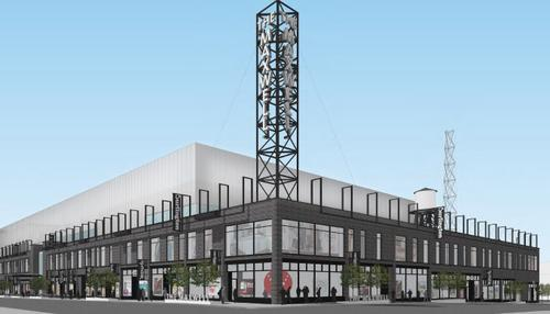 4aea432a6477 Nordstrom Rack coming to South Loop's The Maxwell - Chicago Business Journal
