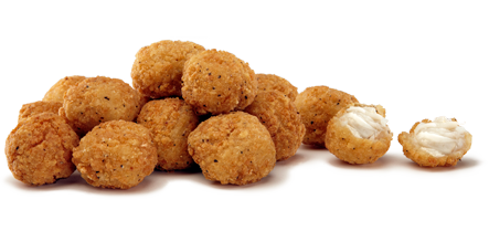 McDonald's Corp. hopes kids will enjoy its new Fish McBites, available for a limited time through March.