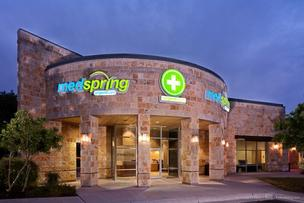 MedSpring has opened two urgent care centers in the Chicago area.