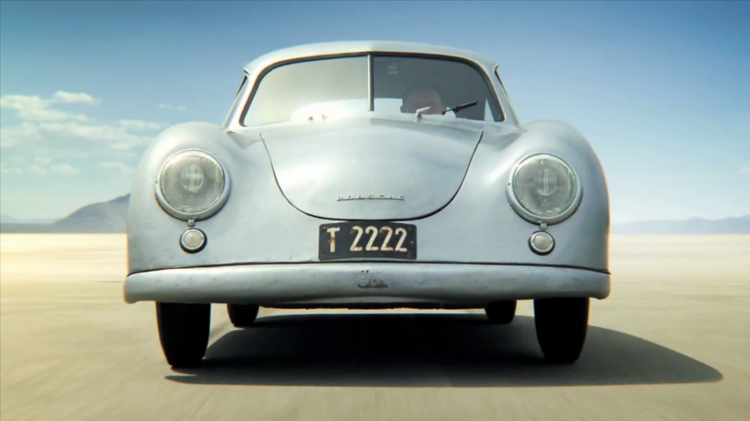 Vintage Porsches will be among those showing in Pinehurst.
