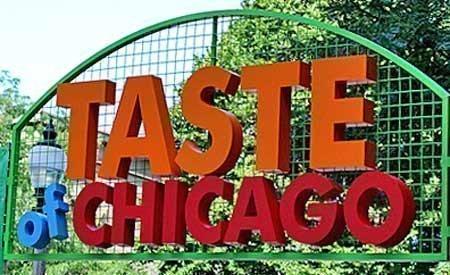 Taste of Chicago drew 1.2 million people in 2012.