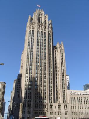 The Tribune Co. emerged from bankruptcy this morning.