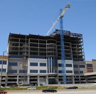 Phillips Edison plans to finish the office tower at Kenwood Towne Place.