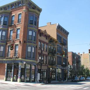 Substance is one of the latest boutiques to open in a revitalized building in Over-the-Rhine.