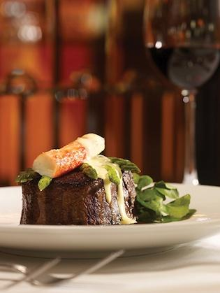 The Precinct has been rated one of the best steakhouses in the country by Travel + Leisure magazine.