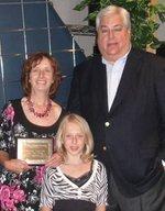 Stephenson named Teacher of the Year