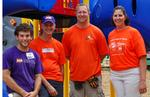 KaBoom! Home Depot lead playground project
