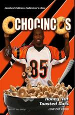 Bengals' <strong>Chad</strong> Ochocinco launching cereal line