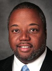 LaVaughn Henry, senior regional officer at the Cincinnati branch of the Federal Reserve Bank of Cleveland