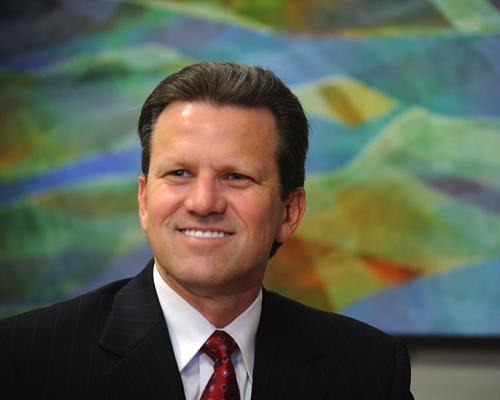 """First Financial CEO Claude Davis said the acquisition of First Bexley Bank provides a """"nice entry point in Columbus."""""""