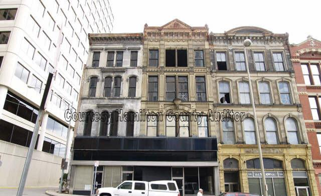 3CDC purchased the buildings located at 308, 312 and 316 Main St.