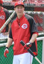Reds' Frazier a finalist in today's Rookie of Year announcement