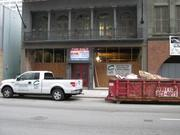 The new Boca is being built in space formerly occupied by La Maisonette and LaNormandie.