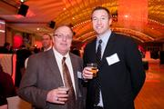 John Guggenbiller and Dave Giblin of ODW Logistics & Transportation.