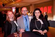 Meaghan Ryan, Jay Bean and Stephanie Sheikh of the Horseshoe Casino Cincinnati.